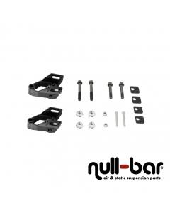 Hardrace | Low down kit - rear axle