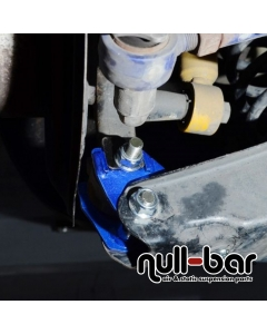 Hardrace | Low down kit - rear axle - BLUE coated