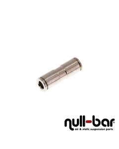 Verbinder Metall - 6 mm Steck