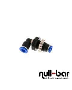 Schottverbindung 90° - 6 mm Steck   6 mm  Steck