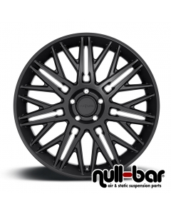 Rotiform JDR | 10x22 ET 25 - 5x130 84,2 matt black
