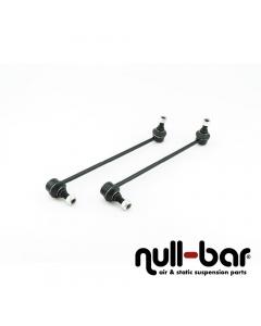null-bar Koppelstangen für Gepfeffert Gewindefahrwerk (Paar) | 305mm