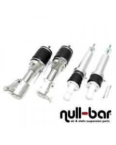 TA-Technix air suspension kit - Audi 80 B4