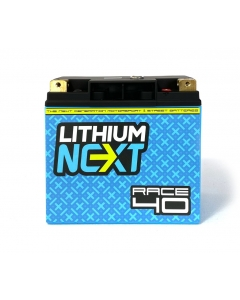 LithiumNEXT RACE 40
