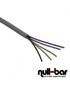 Control cable 5x0.75mm²