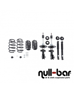 Monroe Desert lift kit for Volkswagen T5 (up to MY 2009) 2WD