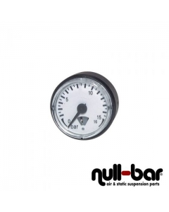 Mini pressure gauge 0-16 bar