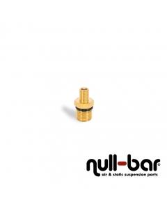 "Emergency filling valve G1/4"" incl. O-ring"