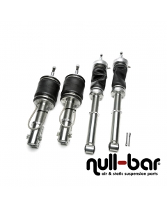 TA-Technix air suspension kit with thread adjustment
