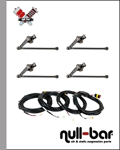 null-bar Höhengeber-Kit Air Lift 3P -> 3H
