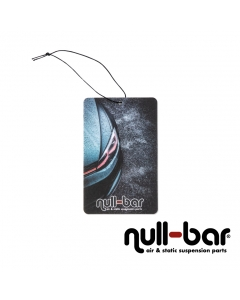 null-bar 'TCR' air freshener
