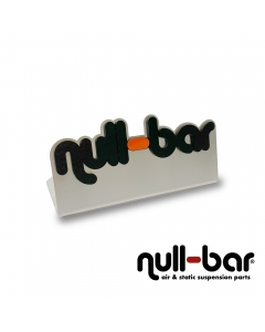 null-bar Radaufsteller