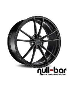 OZ-RACING ZEUS | 11,5x21 ET 22 - 5x130  matt black
