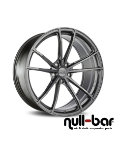 OZ-RACING ZEUS | 11,5x21 ET 22 - 5x130  matt dark graphite