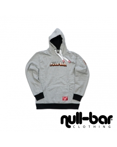 null-bar 'retro' hoodie