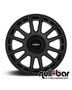 Rotiform OZR | 8,5x19 ET 45 - 5x112 66,6 matt black