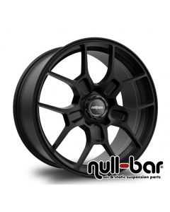 Rotiform ZMO | 8,5x19 ET 45 - 5x112 66,6 matt black