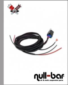null-bar Kabelbaum für zweiten Kompressor Air Lift 3P/3H