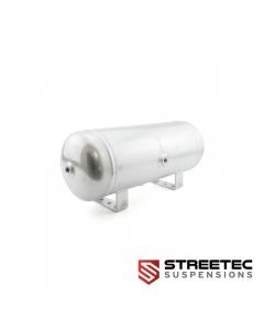 STREETEC tank1 - 11,5L - Alu Natur