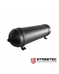 STREETEC tankbomb1 - 3 Gallonen - schwarz