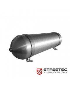 STREETEC tankbomb2 - 5 Gallonen - gebürstet