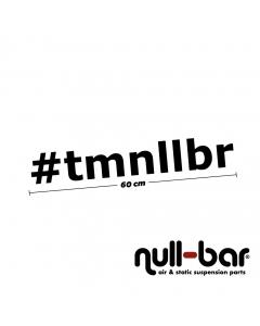 #tmnllbr Frontscheibenaufkleber