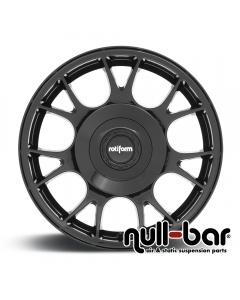 Rotiform TUR-F | 8,5x19 ET 45 - 5x112 66,6 schwarz