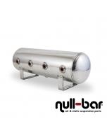 Air Lift 12958 - 2.5 Gallon Aluminum Air tank - polished