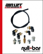 Air Lift 34831 - Fitting pack for 5 Gallon aluminium tank (11956 or 12956) with 3/8'' lines
