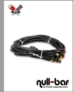 null-bar harness for heightsensors