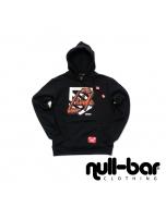 null-bar 'we ride low' Hoodie